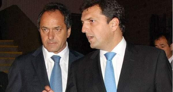 Scioli le quiere pedir disculpas a Massa por sus dichos tan desagradable en el 2013