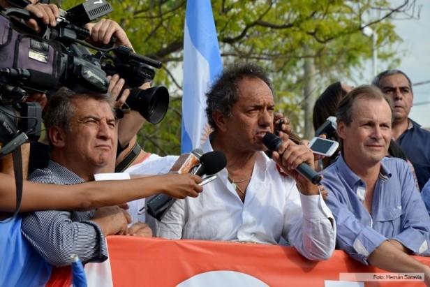 Scioli: Conmigo los argentinos pueden planear sus vacaciones tranquilos