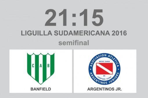 Banfield y Argentino cierran la primera fase clasificatoria a la Copa Sudamericana en VIVO por La Folk Argentina