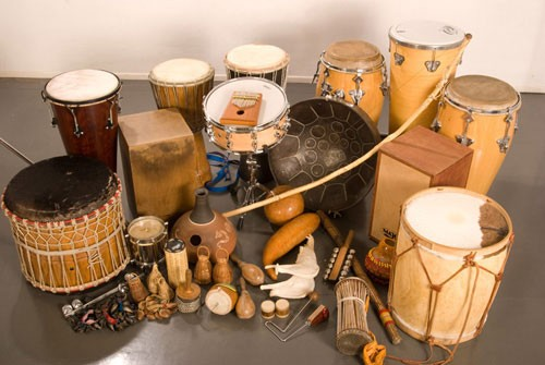 Músicos de todas las tradiciones, en la fiesta de la percusión argentina