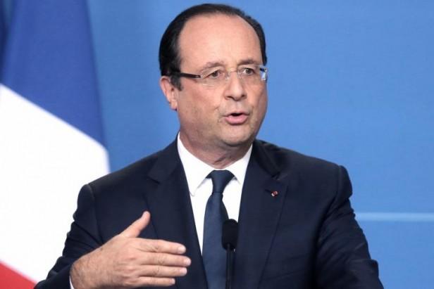 Hollande felicitó a Macri y confirmó su visita en febrero