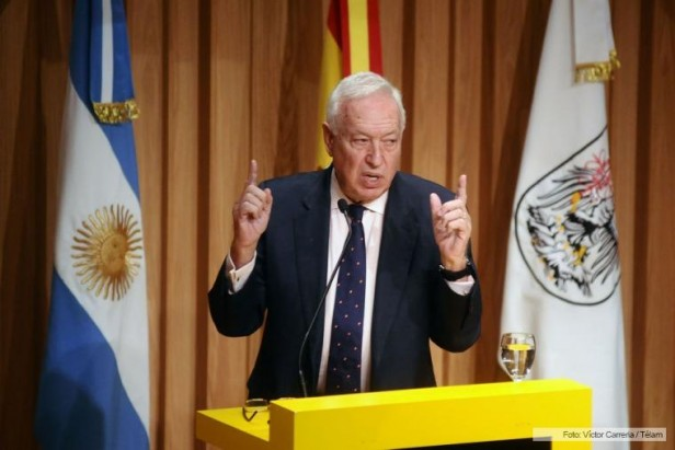 Tras la reunión con Macri el canciller español dijo que la relación con Argentina es prioritaria