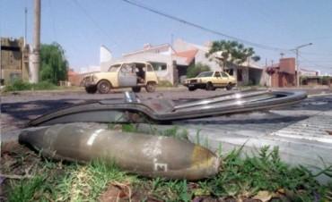 Se cumplen 20 años de la explosión de la Fábrica Militar de Río Tercero