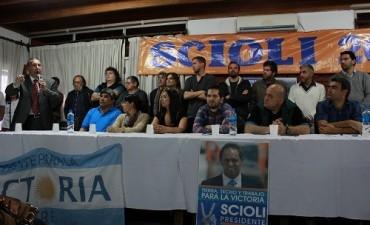 El FpV de Tigre se congregó para delinear la campaña de cara al balotaje