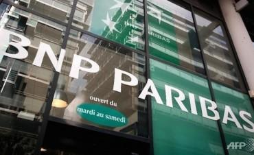 Solicitan el procesamiento de 22 directivos del banco BNP Paribas por presunto lavado