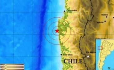Un fuerte sismo en Chile se sintió también en cinco provincias argentinas