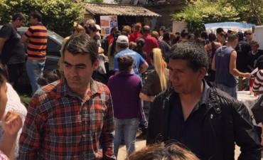 El Gobierno Nacional entregó decodificadores de TV Digital en el barrio Baires