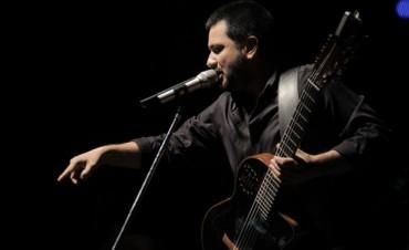 Jorge Rojas vibró con el Festival Pago del Sur en la localidad de Argentina en Santiago del estero