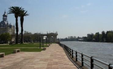 Martes con baja probabilidad de chaparrones y una máxima de 28° en Tigre y alrededores