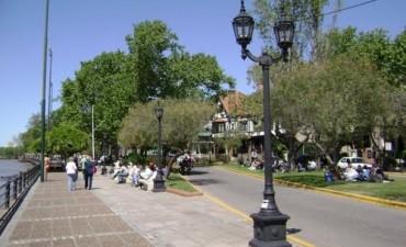 Miércoles con buen tiempo y una máxima de 28° en la ciudad de Tigre y alrededores