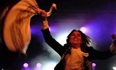 Soledad en la 44° edición Fiesta Nacional del Gaucho en General Madariaga