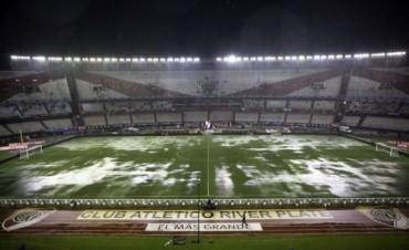 Por la tormenta se postergó el duelo entre Argentina y Brasil
