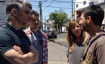 Artistas recorrieron distritos de la Provincia de Buenos Aires en apoyo a Scioli