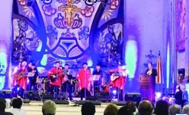 Los Carabajal presentaron su Cantata a San Francisco de Asís