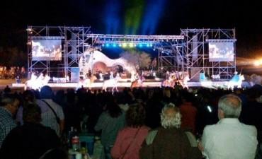 Los Tekis Los Nocheros y Canto Cuatro en los 55 años de la Fiesta Provincial de la Tradición Jáchal
