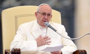 El papa Francisco volvió a pedir por una Iglesia