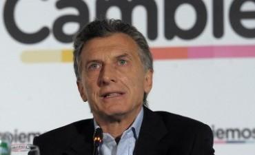 Macri brindó definiciones de su eventual gobierno en las antípodas del kirchnerismo