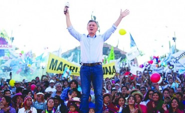 Macri cerró campaña en Jujuy y prometió cambiar la vida de los argentinos