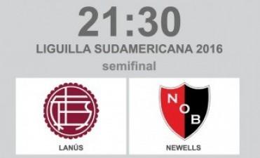 Lanús recibirá a Newell's por la Liguilla Pre Sudamericana en VIVO por La Folk Argentina