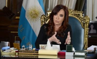 La Presidenta se reunió en Olivos con Daniel Scioli y Carlos Zannini