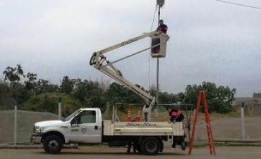 Colocaron más de 3000 nuevas luminarias en Tigre