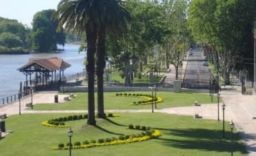 Miércoles con buen tiempo y una máxima de 25° en la ciudad de Tigre y alrededores