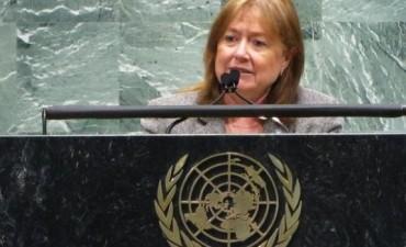 Susana Malcorra fue designada como la canciller del gobierno de Macri