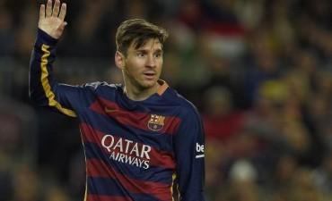 Barcelona con un tanto de Messi goleó a la Real Sociedad
