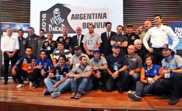 Presentaron el Rally Dakar el más argentino de todos