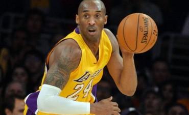 Kobe Bryant anunció que al finalizar la presente temporada se retira de la NBA