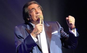 """Cacho Castaña: """"Cantar en el Colón me hace sentir águilas en el estómago"""""""