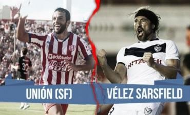 Vélez vs Unión -Superliga 2017-2018- en VIVO 21 Hs por NEXO 104.9 Mhz y La Folk Argentina