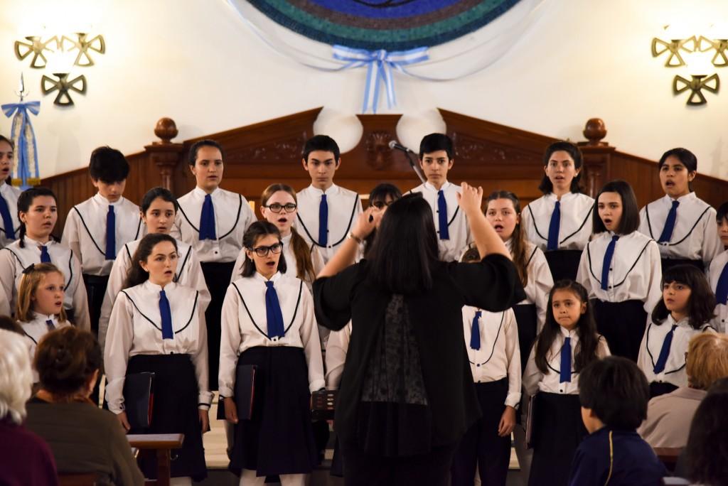 Conciertos destacados Dir. Nac. Organismos Estables: Coro Nacional de Niños en noviembre
