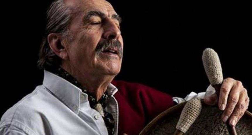 """Luto en el folclore: murió Eduardo """"Polo"""" Román, histórico integrante de Los Chalchaleros"""