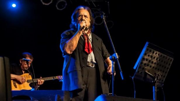 Horacio Guarany mostró su vigencia en Rosario