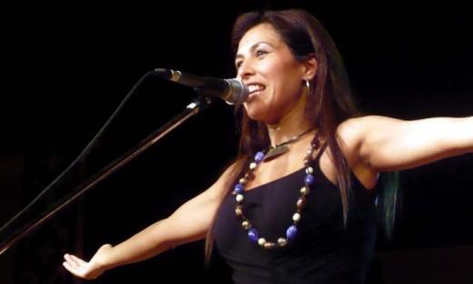 """Roxana Carabajal lanza el cd """"Soy"""""""