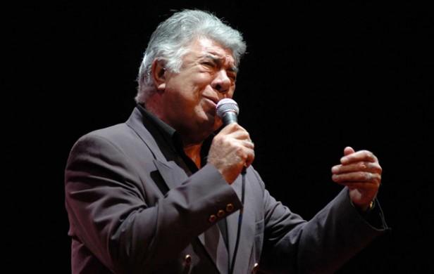 Raúl Lavié en el cierre del Festival de Justo Daract