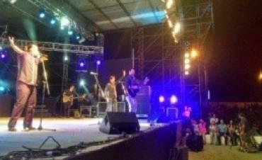 Una multitud acompañó el inicio del XXI Festival de Doma y Folklore de Valle Viejo