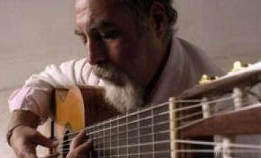 La milonga sentimental de un guitarrista
