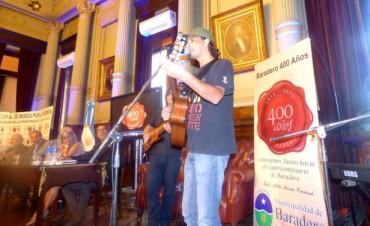"""El """"Festival Baradero 2015"""" se presento oficialmente en el Senado de la Nación"""