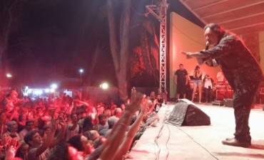 Villa Gutiérrez Chayó hasta el amanecer con Sergio Galleguillo