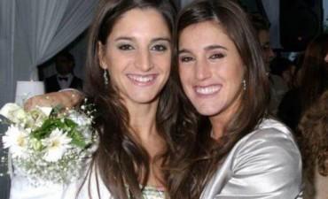 Se casó la hermana de La Sole, Natalia Pastorutti