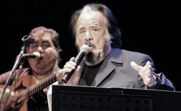 Horacio Guarany regresará el año próximo al ND Teatro