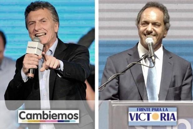 Escrutinio definitivo Macri obtuvo el 51,34% de los votos y Scioli el 48,66%