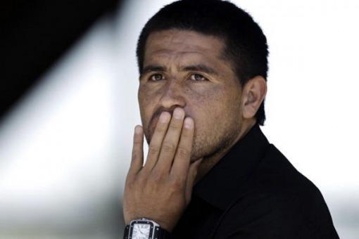 """Riquelme, sobre Angelici: """"Tengo la confianza de que lo hará de la mejor manera"""""""