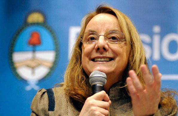 Confirman que Alicia Kichner concurrirá a la reunión de gobernadores con Macri