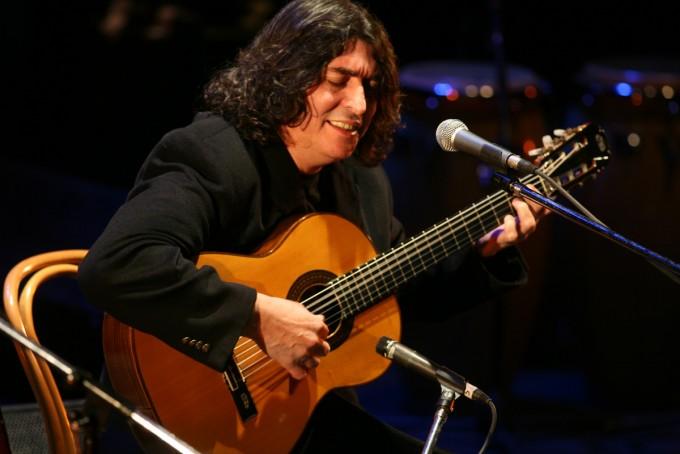 El guitarrista Luis Salinas trae lo mejor de su repertorio a San Telmo