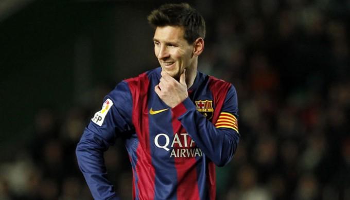 Messi fue el quinto deportista del año, según el diario deportivo francés L'Equipe