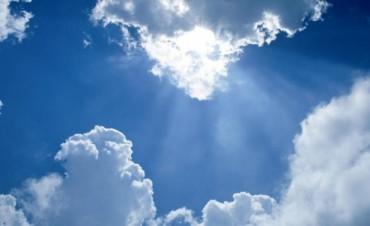 Un jueves con cielo algo nublado y una máxima de 27 grados en la ciudad de Tigre y alrededores