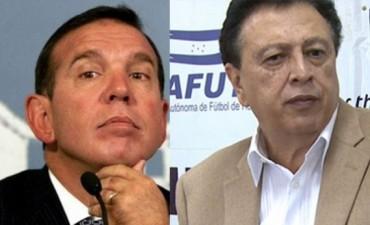 Detienen a los presidentes de la Conmebol y la Concacaf